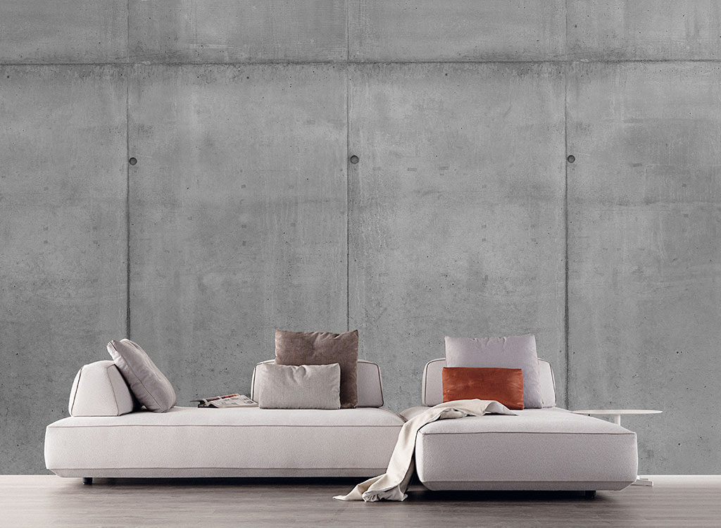 Concrete 25 ConcreteWall wallcovering