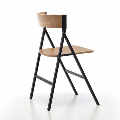 Arc Folding Chair