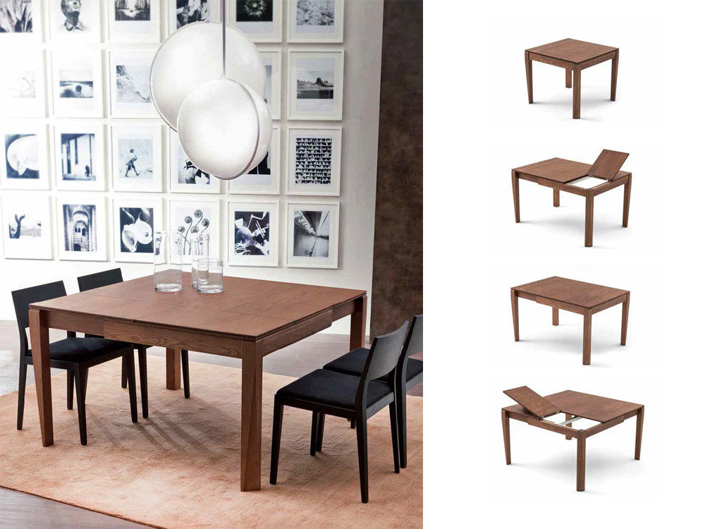 Plurimo transformable table
